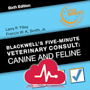 5 Minute Veterinary Consult: Canine & Feline App