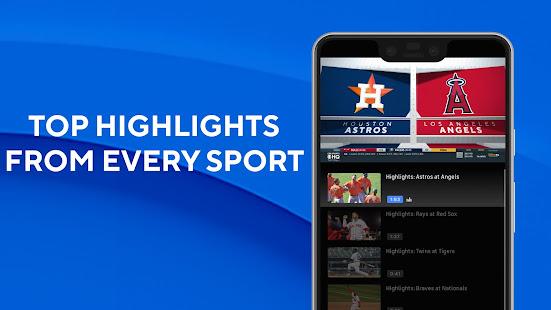 CBS Sports App - Scores, News, Stats & Watch Live 10.23 Screenshots 3