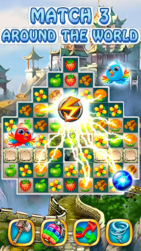 Magica Travel Agency - Match 3 Puzzle Game 1.2.9 screenshots 5