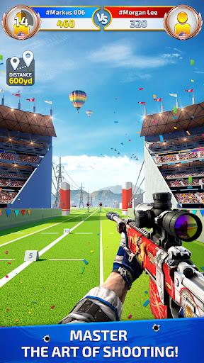 Sniper Champions: Competitive 3D Shooting Range  screenshots 2