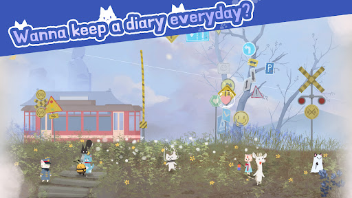 Cat Shelter and Animal Friends: Idle Relaxing Game  screenshots 4