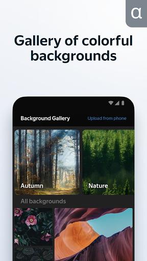 Yandex Browser (alpha) modavailable screenshots 4