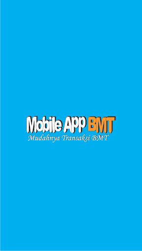 Mobile App Bmt