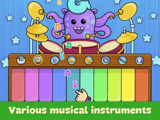Kids piano  screenshots 12