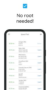 DNS Changer | Mobile Data & WiFi | IPv4 & IPv6 1271r APK screenshots 6