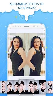 Mirror Photo Editor - Twinning yourself
