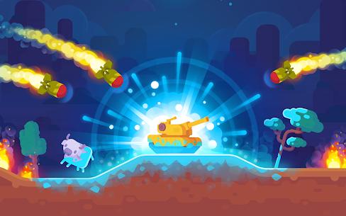 Tank Stars MOD APK (Unlimited Money) Download 8