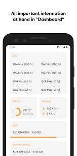 Castro Mod Apk- system info 4.3.1 (Unlocked) 2