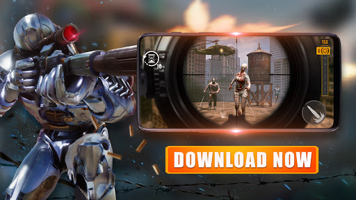 Sniper Zombies: Offline Shooting Games 3D 1.28.0 Screenshots 22