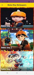 Boboi Boy Wallpapers