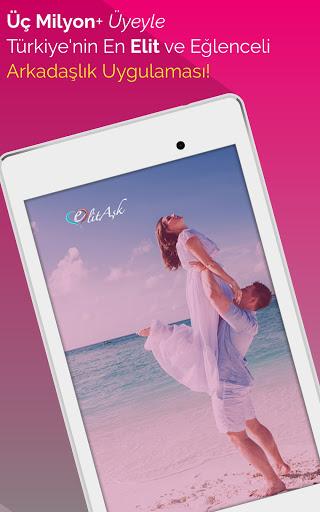 ElitAsk Dating Site - Free Meeting Live Chat App  Screenshots 17