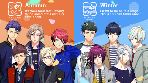 A3! Otome Anime Game 2.0.9 screenshots 6