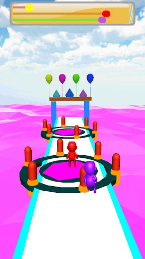 Super Race 3D Running Game  screenshots 4