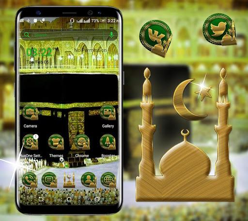 makka madina launcher theme screenshot 1
