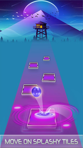 Tiles Hop Forever: Dancing Ball EDM Rush!  screenshots 6