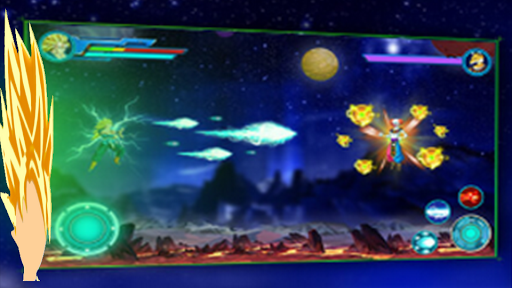 Ultra Battle faight Super Warrior  screenshots 2