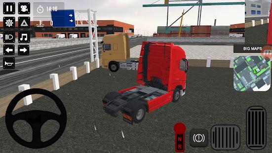 Truck Simulator Snow Roads Unlimited Money
