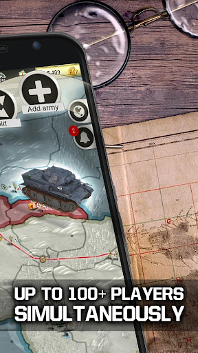 Call of War - WW2 Multiplayer Strategy Game 0.100 screenshots 4