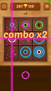 Color Rings - Colorful Puzzle Game