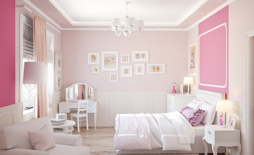 Pink Home Design : Princess Girly Room 1.6.8 screenshots 3
