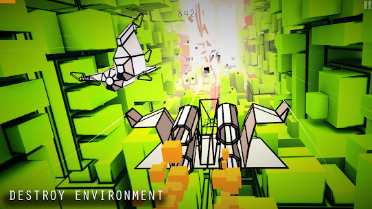 Voxel Fly 1