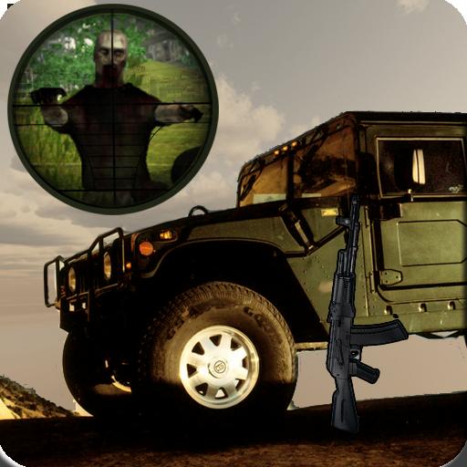 Zombie Hunter 4x4 Icon