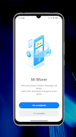 screenshot of Mi Mover