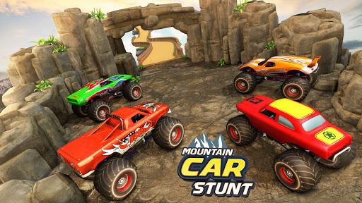 Mountain Climb Stunt: Off Road Car Racing Games screenshots 1