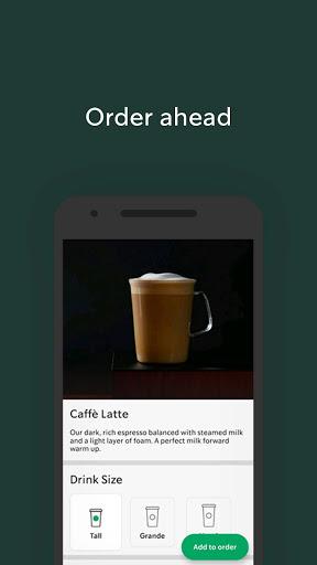 Starbucks Philippines 2.2 Screenshots 2