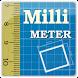 Millimeter  ミリ - スクリーン定規 - Androidアプリ