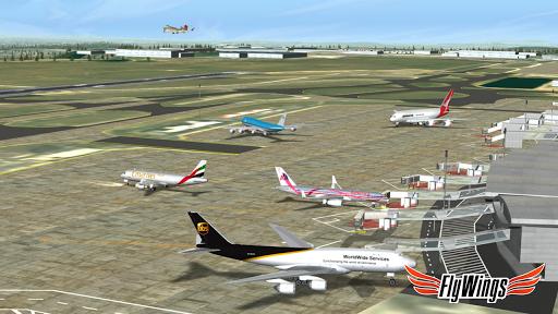 Flight Simulator 2015 FlyWings Free 2.2.0 screenshots 13