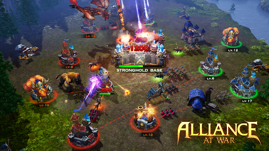 Alliance at War: Dragon Empire – Strategy MMO 4