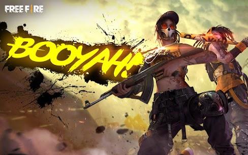 Garena Free Fire: BOOYAH Day Hayatta Kalma Oyunu Full Apk İndir 2