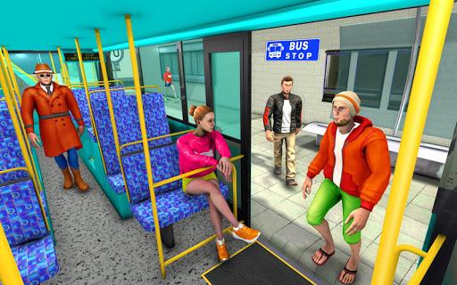 Modern Bus Simulator Games-Free Bus Driving Game 1.0.3 Screenshots 4