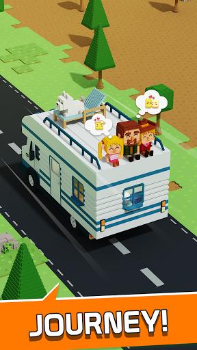 Build Heroes:Idle Survival Journey  screenshots 1