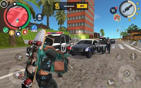 تحميل لعبة Rope Hero: Vice Town مهكرة للاندرويد [آخر اصدار] 2