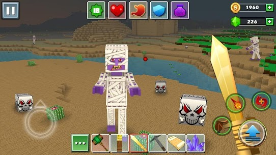 EXPLORATION LITE CRAFT for PC Free Download on Windows and Mac 4
