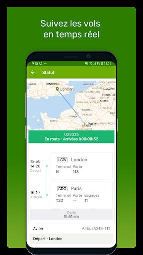 Go Voyages: Ru00e9server des vols et voyages pas chers 4.206.0 Screenshots 5