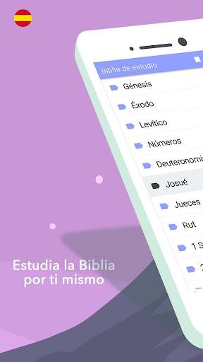 Biblia de estudio 1.0 Screenshots 1