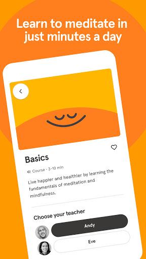 Headspace: Meditation & Sleep android2mod screenshots 4