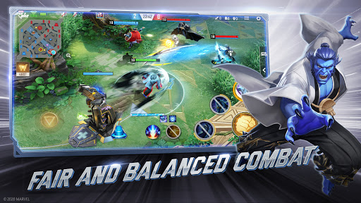 MARVEL Super War screenshots 6