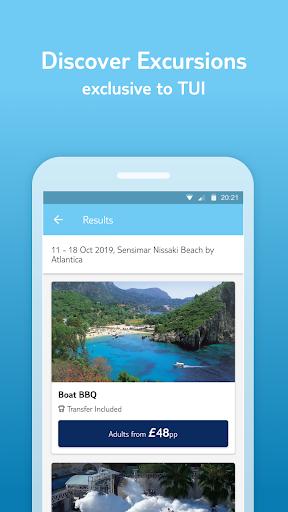TUI Holidays & Travel App: Hotels, Flights, Cruise modavailable screenshots 4