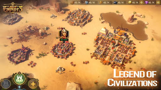 Land of Empires : Epic Strategy Game 0.0.26 screenshots 5
