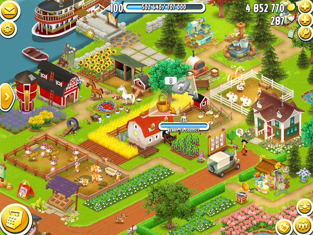 Hay Day poster 15