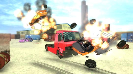 Car Crash Simulator Royale 4