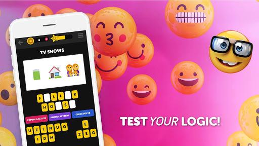 Guess The Emoji - Trivia and Guessing Game! 9.52 screenshots 8
