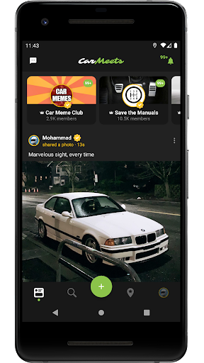 CarMeets - The Ultimate Car Enthusiast App  Screenshots 7