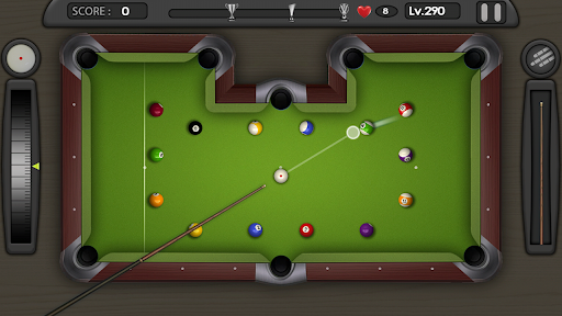 Billiards World - 8 ball pool modavailable screenshots 5