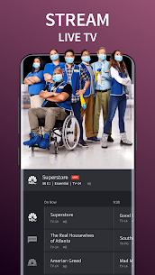 The NBC App – Stream Live TV and Episodes for Free 4