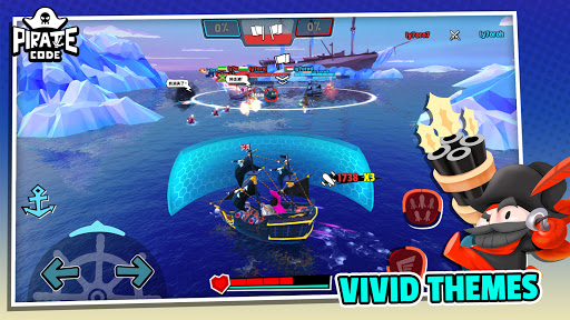 Pirate Code - PVP Battles at Sea 1.2.8 screenshots 12
